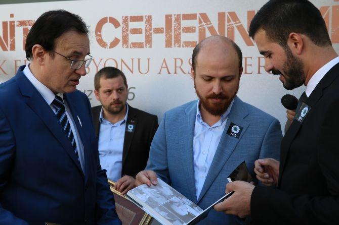Okçular Vakfı Srebrenitsa'yı unutmadı galerisi resim 2