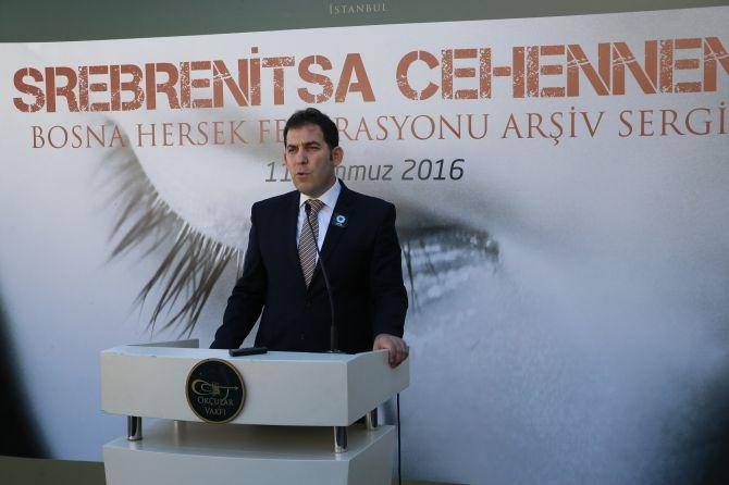 Okçular Vakfı Srebrenitsa'yı unutmadı galerisi resim 6