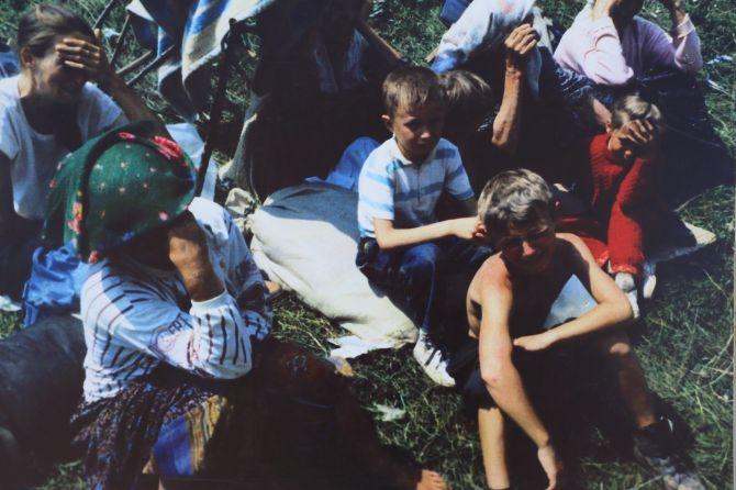 Okçular Vakfı Srebrenitsa'yı unutmadı galerisi resim 9