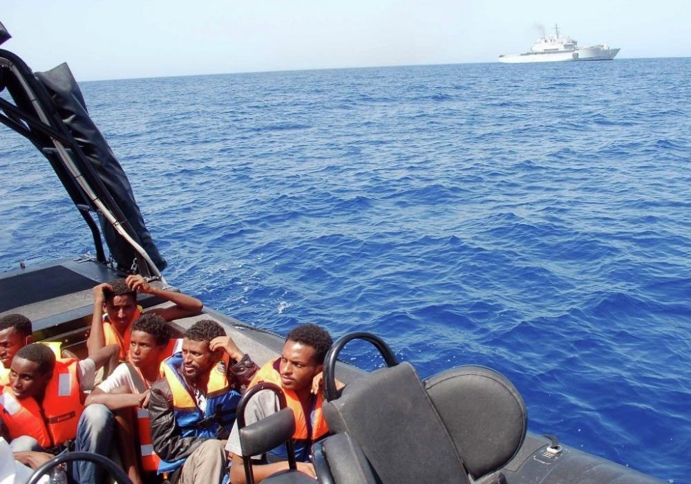 Sığınmacı, Uluslararası Göç Örgütü (IOM), Akdeniz galerisi resim 4