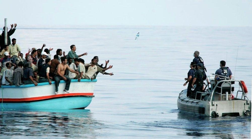 Sığınmacı, Uluslararası Göç Örgütü (IOM), Akdeniz galerisi resim 6