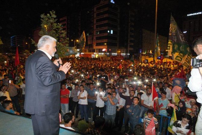 Yapıcıoğlu: Bu darbe emperyalistler tarafından planlanmış galerisi resim 10