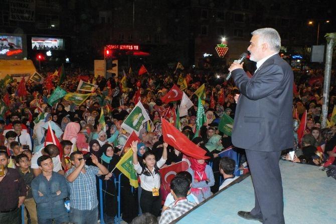 Yapıcıoğlu: Bu darbe emperyalistler tarafından planlanmış galerisi resim 27