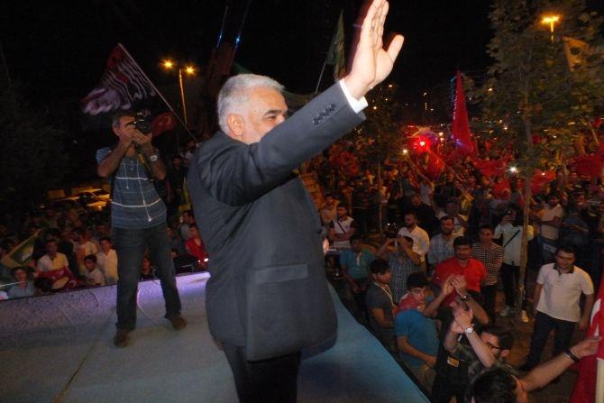 Yapıcıoğlu: Bu darbe emperyalistler tarafından planlanmış galerisi resim 4