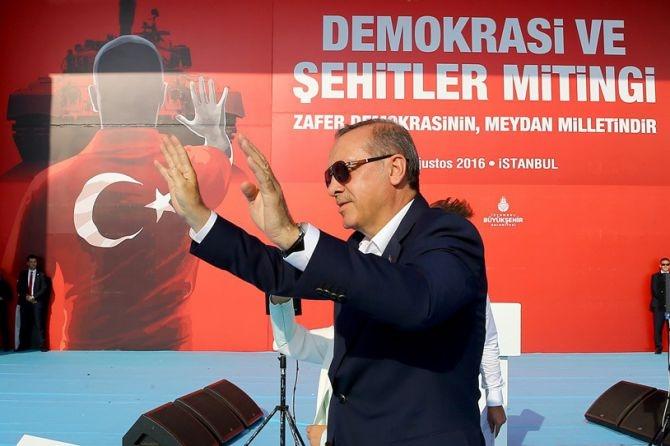 Cumhurbaşkanı Erdoğan Yenikapı'da 5 milyona seslendi galerisi resim 3