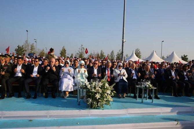 Cumhurbaşkanı Erdoğan Yenikapı'da 5 milyona seslendi galerisi resim 4