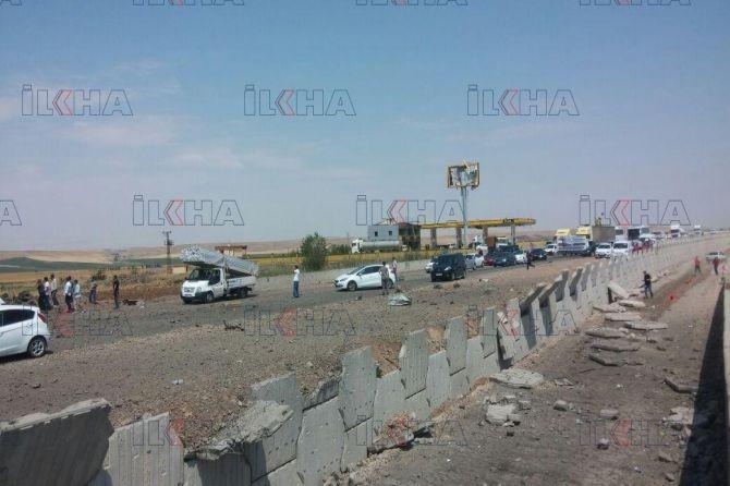 Diyarbakır'da bombalı saldırı! Ölü ve yaralılar var galerisi resim 6