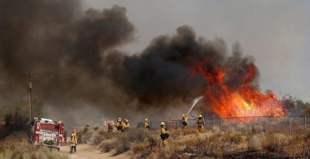 Kaliforniya yanıyor galerisi resim 2