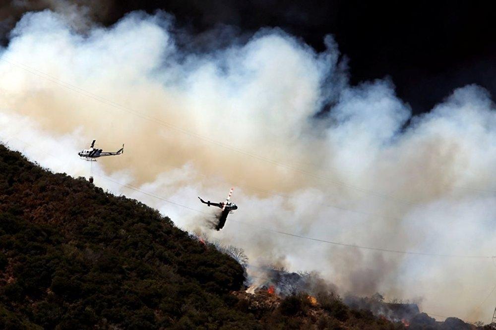 Kaliforniya yanıyor galerisi resim 4