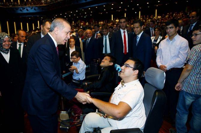 Cumhurbaşkanı Erdoğan'dan Açıklamalar galerisi resim 1