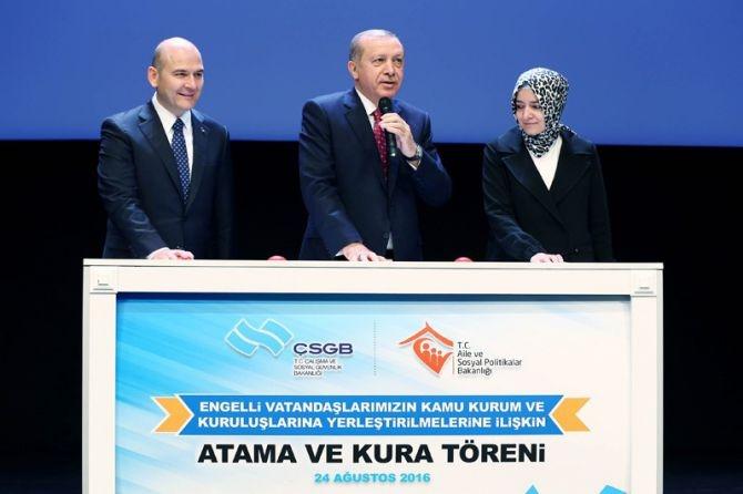 Cumhurbaşkanı Erdoğan'dan Açıklamalar galerisi resim 10