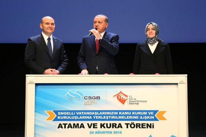 Cumhurbaşkanı Erdoğan'dan Açıklamalar galerisi resim 11