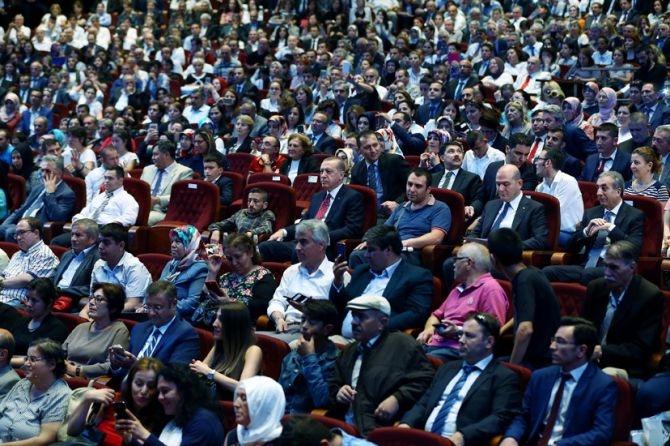 Cumhurbaşkanı Erdoğan'dan Açıklamalar galerisi resim 12