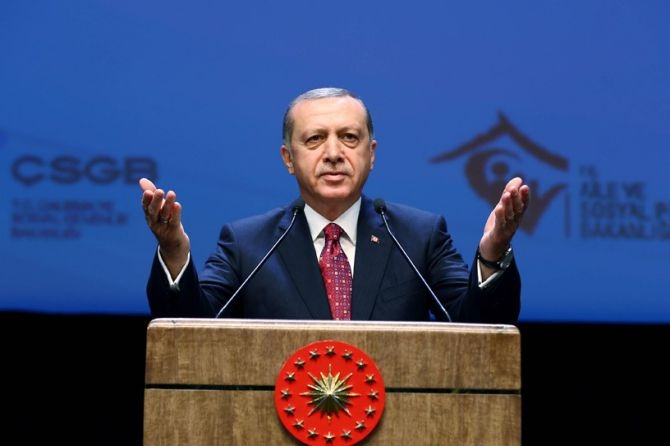 Cumhurbaşkanı Erdoğan'dan Açıklamalar galerisi resim 2