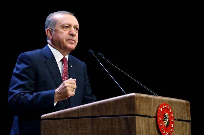 Cumhurbaşkanı Erdoğan'dan Açıklamalar galerisi resim 4