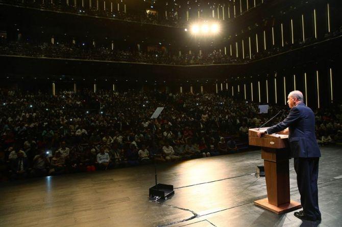 Cumhurbaşkanı Erdoğan'dan Açıklamalar galerisi resim 6