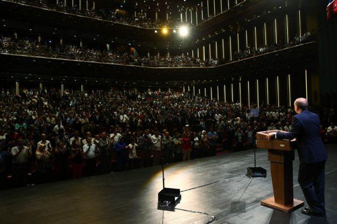 Cumhurbaşkanı Erdoğan'dan Açıklamalar galerisi resim 7
