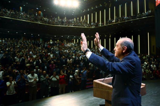 Cumhurbaşkanı Erdoğan'dan Açıklamalar galerisi resim 9
