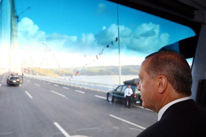 Yavuz Sultan Selim Köprüsü hizmete açılıyor galerisi resim 12