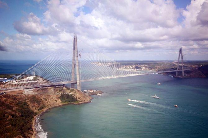 Yavuz Sultan Selim Köprüsü hizmete açılıyor galerisi resim 2