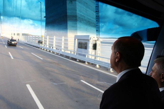 Yavuz Sultan Selim Köprüsü hizmete açılıyor galerisi resim 20