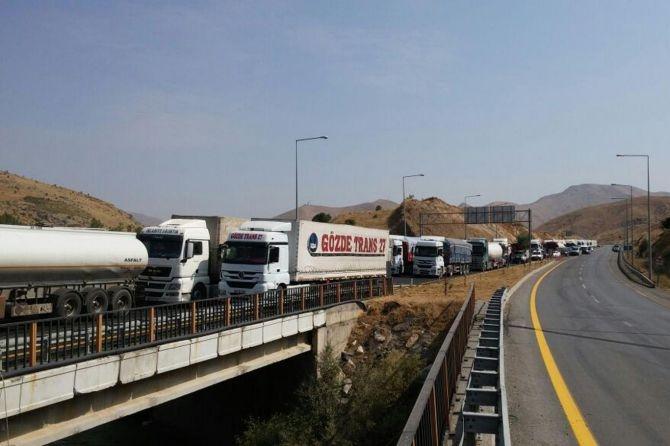 PKK Bitlis'te yol kesti! galerisi resim 7