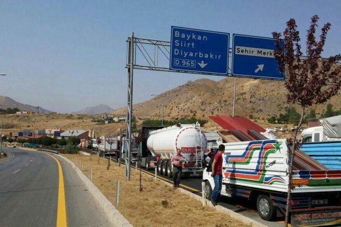 PKK Bitlis'te yol kesti! galerisi resim 8