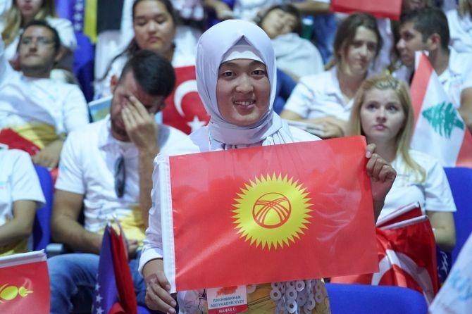 2. Uluslararası Türkçe Bayramı'nda anlamlı veda galerisi resim 4