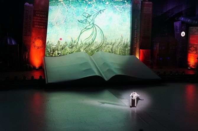 2. Uluslararası Türkçe Bayramı'nda anlamlı veda galerisi resim 5