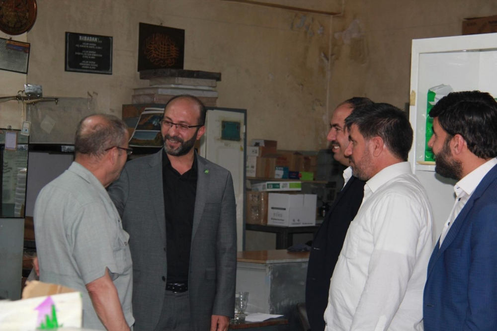 HÜDA PAR'dan Sur'a ziyaret galerisi resim 10