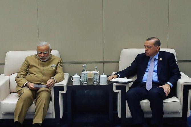 Cumhurbaşkanı Erdoğan Çin'de önemli mesajlar verdi galerisi resim 17