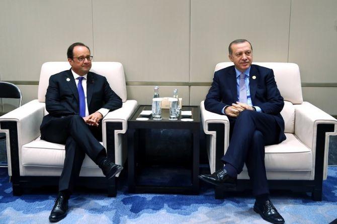 Cumhurbaşkanı Erdoğan Çin'de önemli mesajlar verdi galerisi resim 18