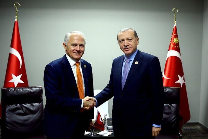Cumhurbaşkanı Erdoğan Çin'de önemli mesajlar verdi galerisi resim 22