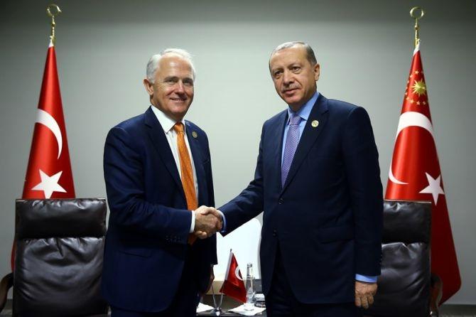 Cumhurbaşkanı Erdoğan Çin'de önemli mesajlar verdi galerisi resim 23