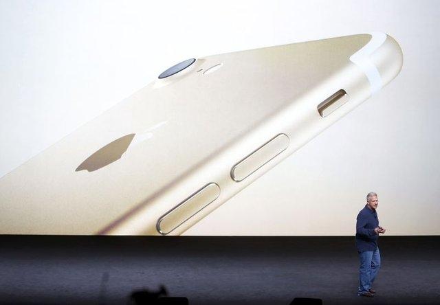Apple iPhone 7'yi tanıttı galerisi resim 16