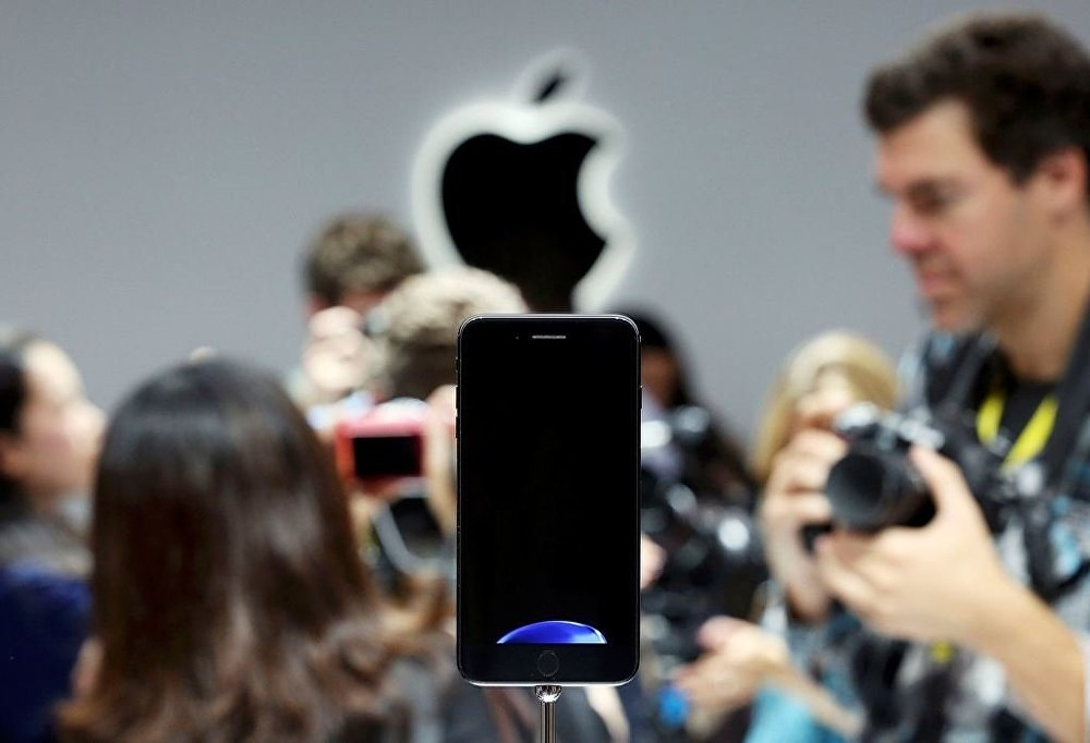 Apple iPhone 7'yi tanıttı galerisi resim 6