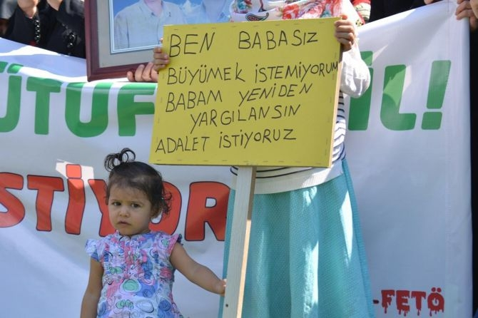 """""""Yeniden yargılanma ve adalet istiyoruz"""" galerisi resim 4"""