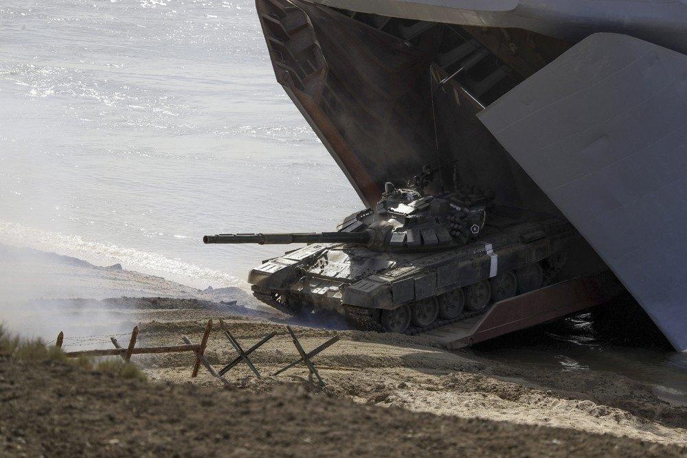 Rusya'dan Kırım ayağında görsel şölen galerisi resim 6