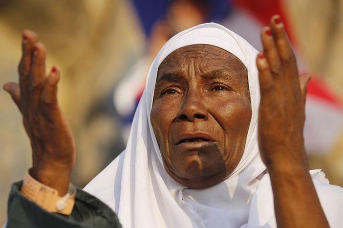 Görmez'den Arafat'ta vakfe duası galerisi resim 11