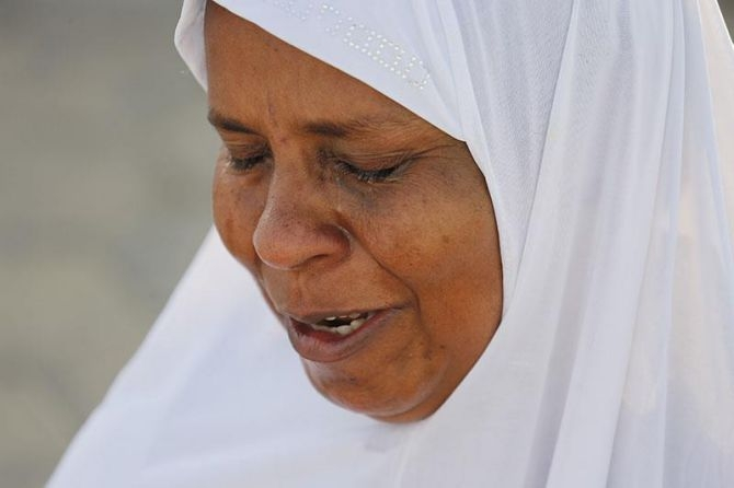 Görmez'den Arafat'ta vakfe duası galerisi resim 5