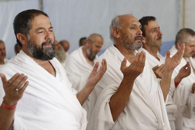 Görmez'den Arafat'ta vakfe duası galerisi resim 9
