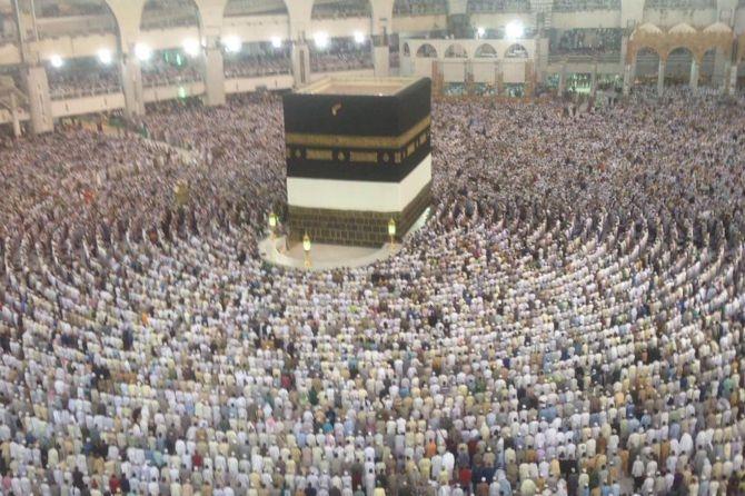 2 Milyon Müslüman Hacı Oldu galerisi resim 1