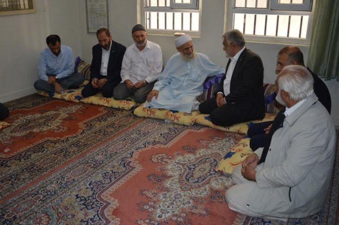 Yapıcıoğlu'ndan FETÖ ve 28 Şubat Mağduru ailelere ziyaret galerisi resim 13