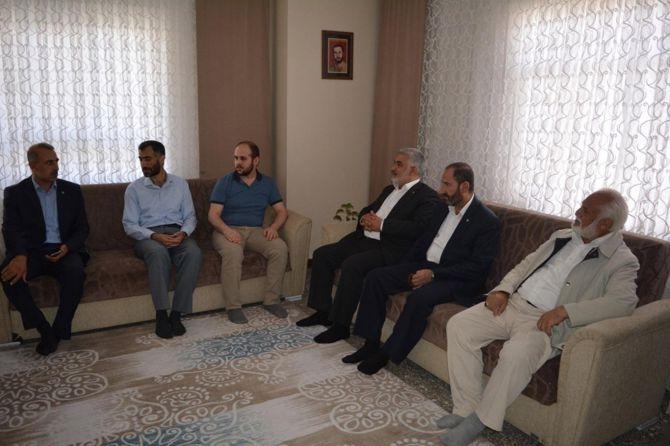 Yapıcıoğlu'ndan FETÖ ve 28 Şubat Mağduru ailelere ziyaret galerisi resim 5