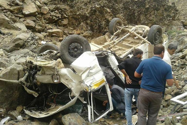 Bingöl'de trafik kazası: 4 ölü 11 yaralı galerisi resim 14