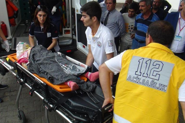 Bingöl'de trafik kazası: 4 ölü 11 yaralı galerisi resim 8