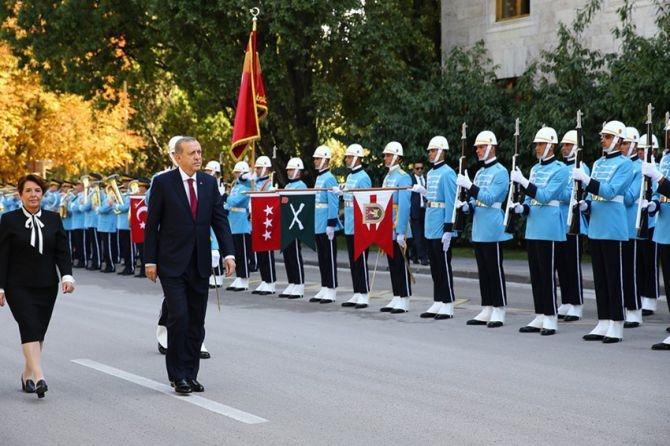 Cumhurbaşkanı Erdoğan Meclis'te konuştu! galerisi resim 3