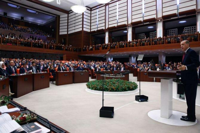 Cumhurbaşkanı Erdoğan Meclis'te konuştu! galerisi resim 4