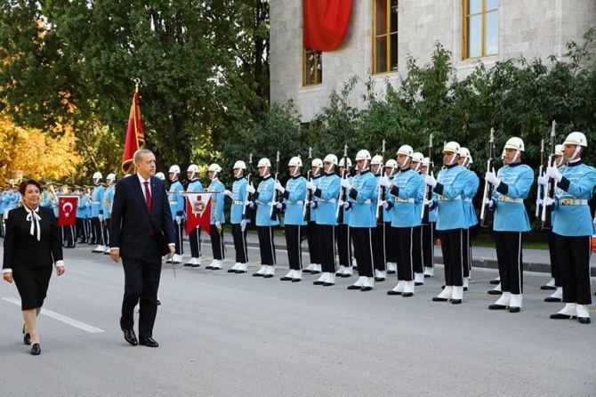 Cumhurbaşkanı Erdoğan Meclis'te konuştu! galerisi resim 5
