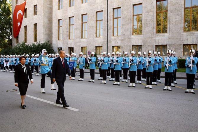 Cumhurbaşkanı Erdoğan Meclis'te konuştu! galerisi resim 9